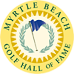 Myrtle Beach Golf Hall of Fame Logo