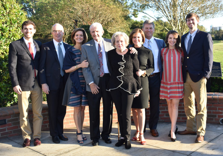 Hall of Fame Induction Family