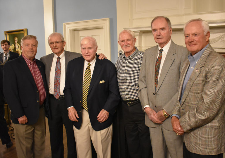 Hall of Fame Induction Golfers