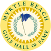 Myrtle Beach Golf Hall of Fame Logo
